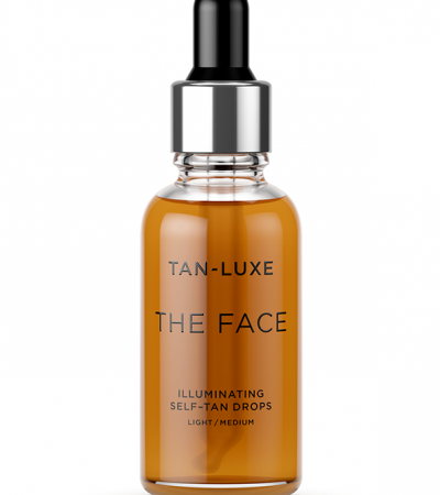 Tan-Luxe The Face Illuminating Self Tan Drops Medium/Dark