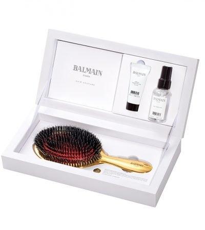 Balmain-Golden-brush-set