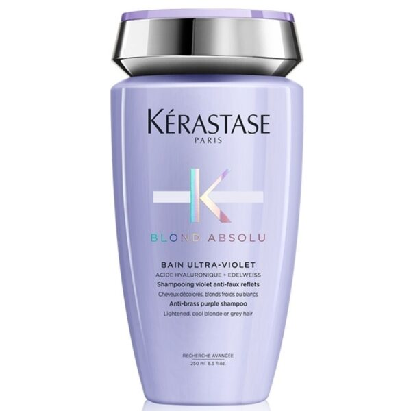 Kérastase silver shampoo