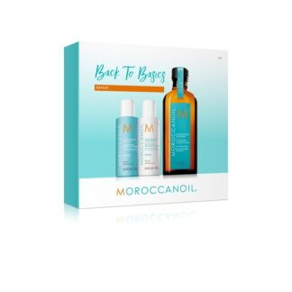 Moroccanoil Back To Basics kit