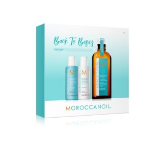 Moroccanoil Back To Basics