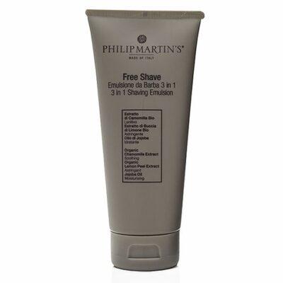 Philip Martin's Free Shave 3 in 1