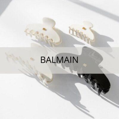Balmain brand Træholt shop