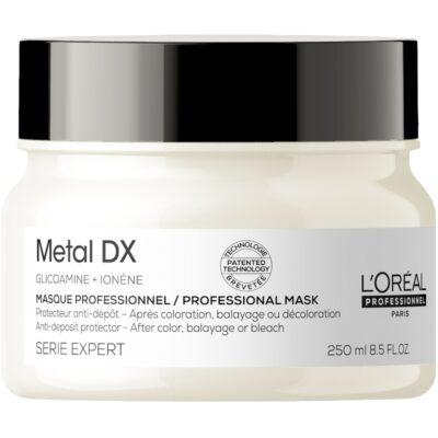 Metal DX mask